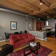 Best Chicago Properties Lists Loft For Sale at No. Ten Lofts in the West Loop