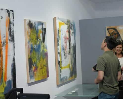 Best Chicago Pop-Up Art Events, Chicago Art Events, Chicago Real Estate Artists, Best Chicago Properties