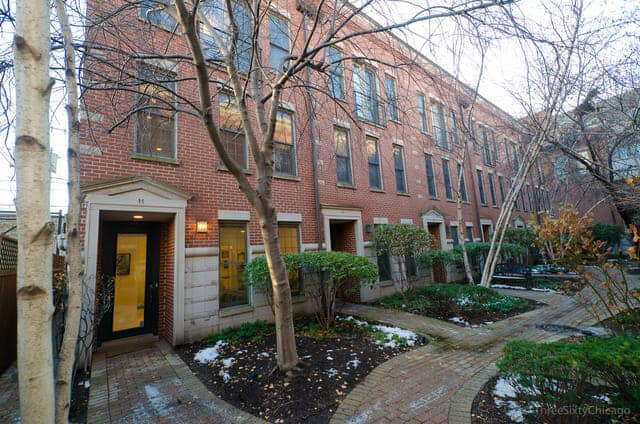 Chicago Townhouses For Sale