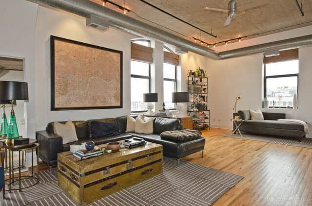 758 N Larrabee 811, Chicago IL - River North Penthouse for sale by Best Chicago Properties