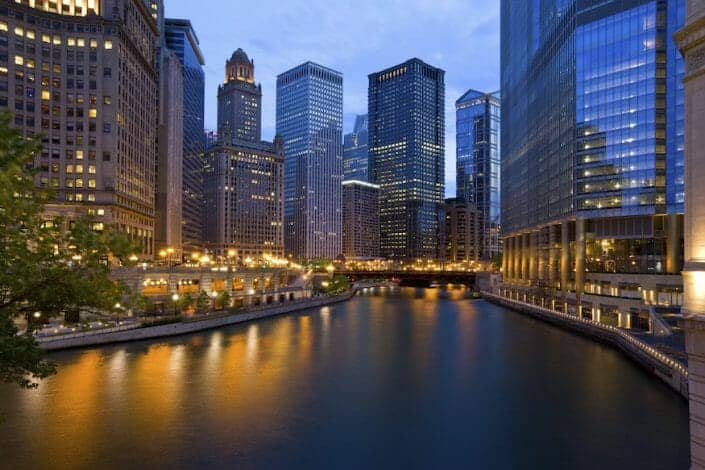 The Loop - Downtown Chicago Real Estate 845 x 321