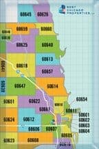 Search Chicago Real Estate By Zip Code Map