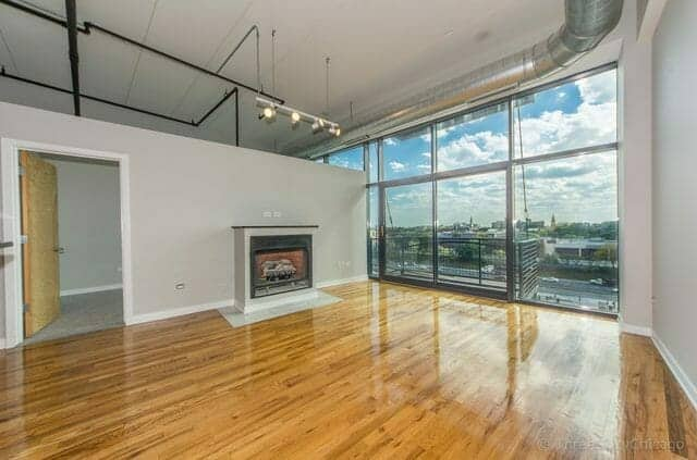 West loop three bed two bath loft condo best chicago for 3 bedroom lofts