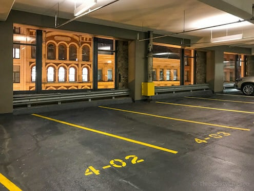 How to buy a Chicago garage parking space - Chicago parking space investment - Best Chicago Properties