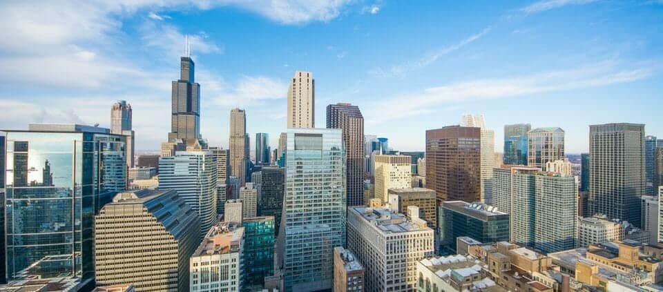 Chicago highrise condo with views-1