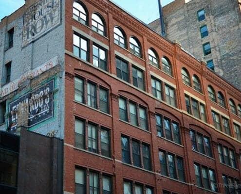Printers Row Real Estate, Printers Row Lofts, Living in Printers Row