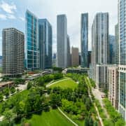 Condo With Views Of Lakeshore East Park 201 North Westshore Drive - Views