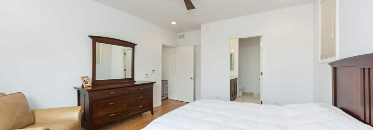 West Loop 3-Bedroom Townhome For Sale - Bedroom