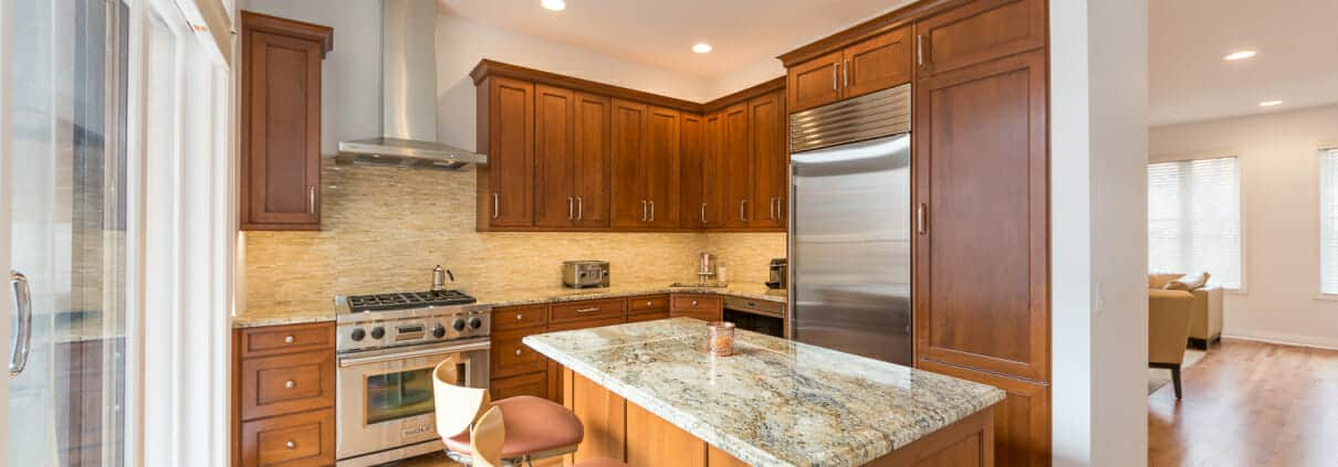 West Loop 3-Bedroom Townhome For Sale - Kitchen