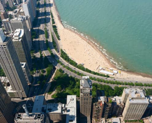 Lakeshore Drive Condos For Sale And Rent