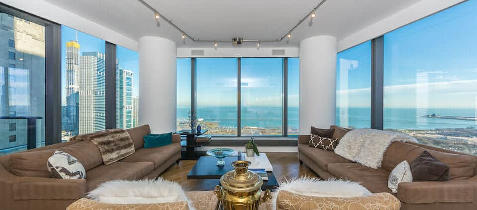 Downtown Chicago With Stunning Views At 60 E. Monroe, for sale at The Legacy at Millennium Park