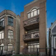 1639 North Oakley Avenue, Unit D1, Chicago, IL 60647 - Exterior