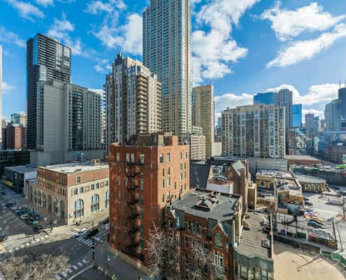 River North condos and lofts for sale, River North apartments for sale, River North real estate for sale