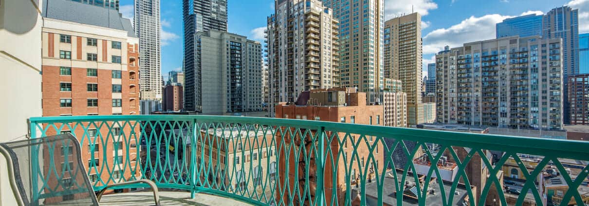 60 West Erie Street #1001 - Views