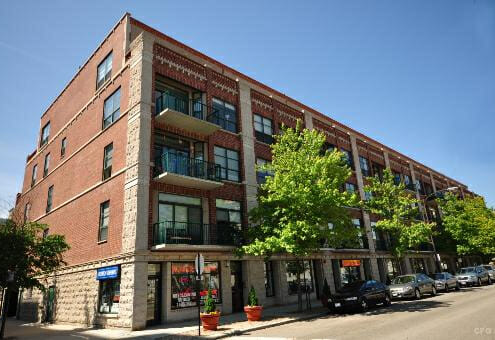Monroe Manor Condos - 841-849 W Monroe, Chicago, IL 60607