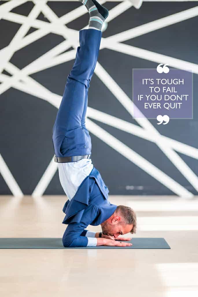 Chuck Gullett, Best Chicago Properties, Yoga Pose