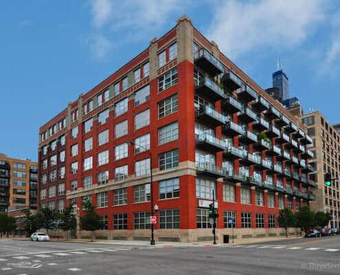 333 S DesPlaines Lofts, Chicago IL