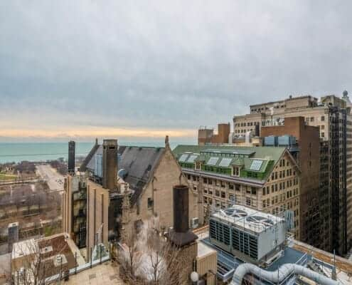 Chicago Condo With Lake Views - 60 E Monroe Unit 1903 - View