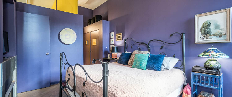 547 S Clark Street, Unit 402, Chicago IL - Master Suite