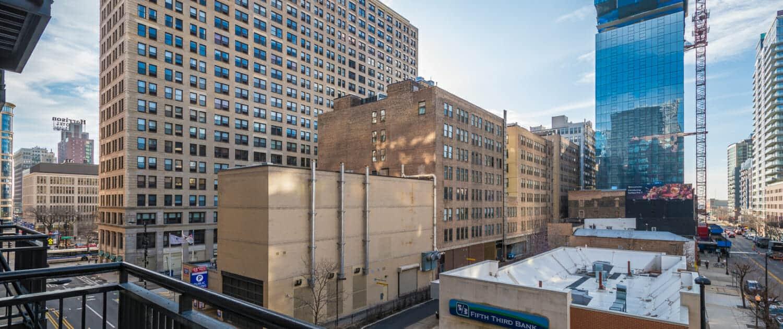 547 S Clark Street, Unit 402, Chicago IL - View