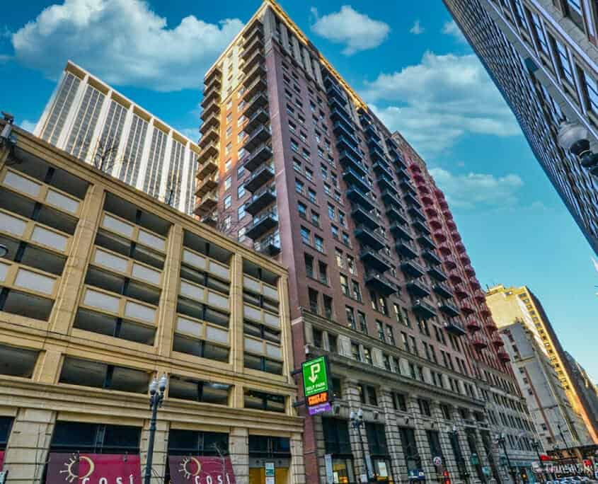 City Centre Club - Live The Loop Life at 212 W Washington, Chicago, IL 60606