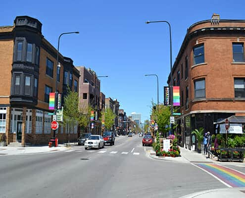 Boystown condos for sale, Boystown real estate, living in Boystown, Lakeview East condos for sale