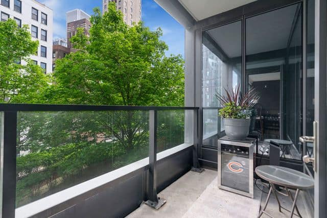 City Living At The Legacy - Balcony
