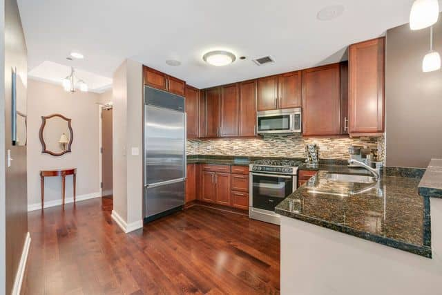 City Living At The Legacy - Kitchen