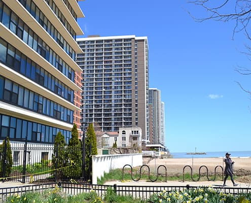 Edgewater condos for sale - Edgewater beach - Chicago