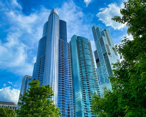 One Museum Park Condos For Sale - 1211 S Prairie Ave, Chicago IL