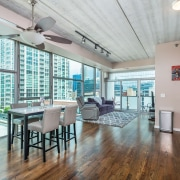 River North Corner Unit With Views
