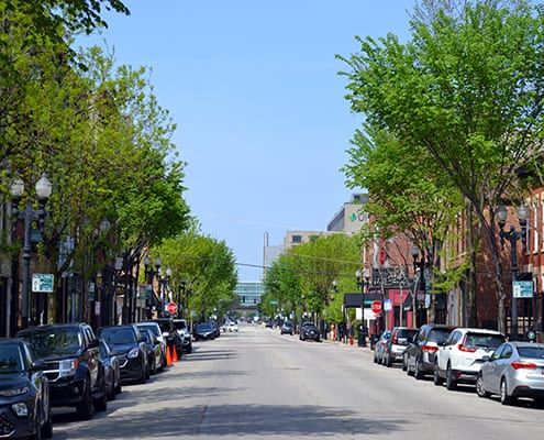 Chicago Little Italy / University Village real estate, condos for sale