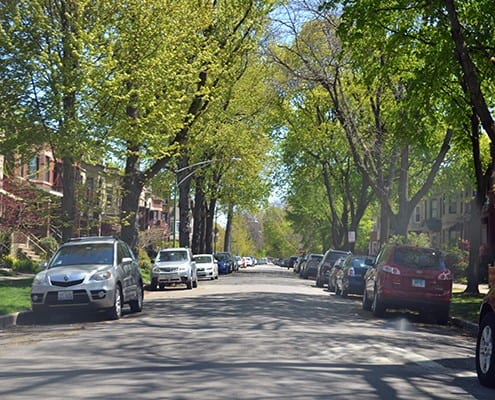 North Center Chicago homes for sale
