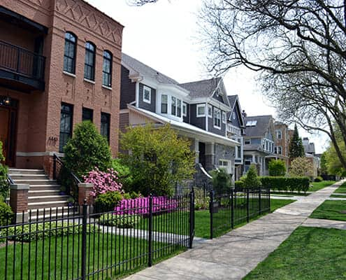 Ravenswood Chicago homes for sale