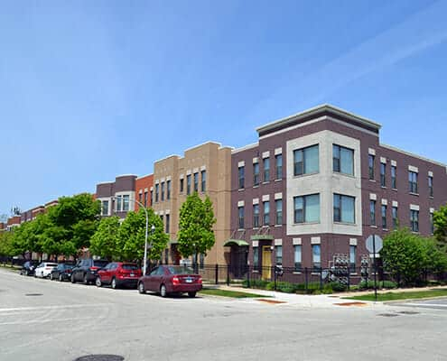 United Center Townhomes For Sale