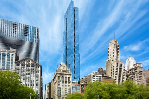 60 E Monroe Exterior - Best Chicago Properties