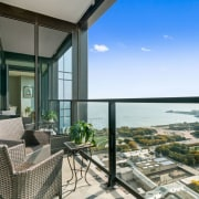 60 E Monroe Street, Unit 5403, Chicago IL 60603 - Balcony