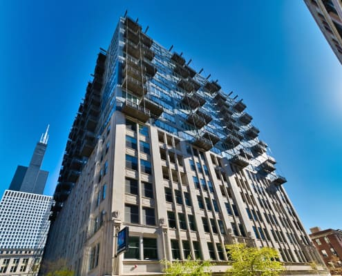 565 W Quincy Street, Unit 1211, Chicago, IL 60661