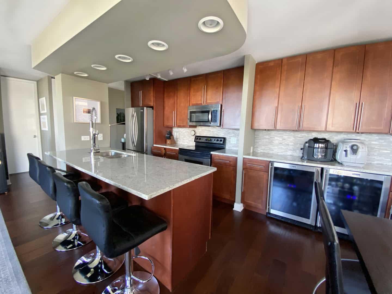 Kitchen 345 W Fullerton, #1908, Chicago, IL 60614