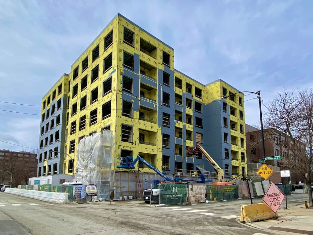 Chicago New Construction Homes For Sale