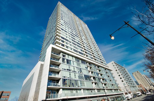 1720 S Michigan Ave Condos For Sale And Rent - Building Exterior