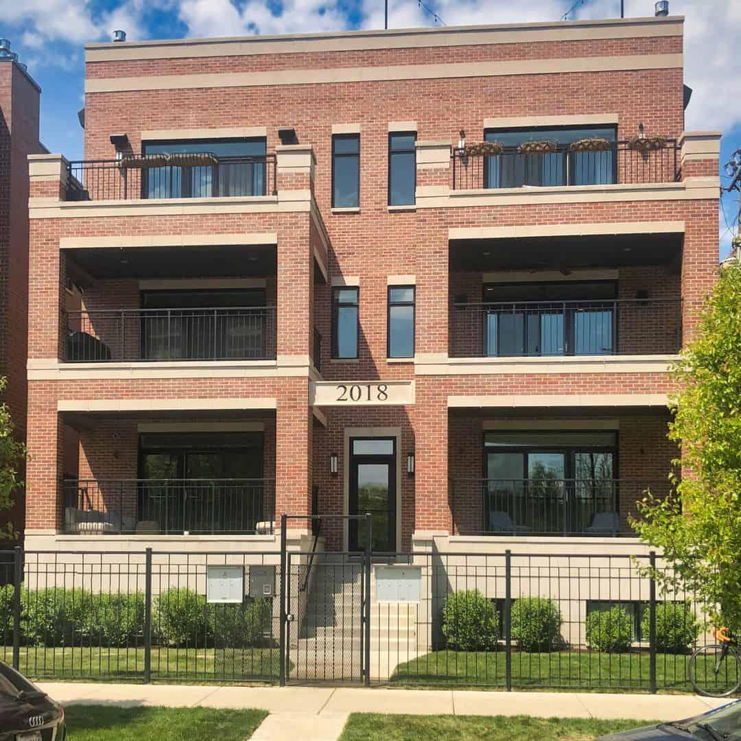 2018 W Le Moyne Street Unit 2E Chicago, IL 60622 - Exterior