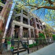 Exterior of 1035 W Monroe #3, Chicago IL 60607