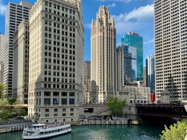 Tribune Tower Residences For Sale