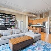 Living area - 547 S Clark Street, Unit 1001